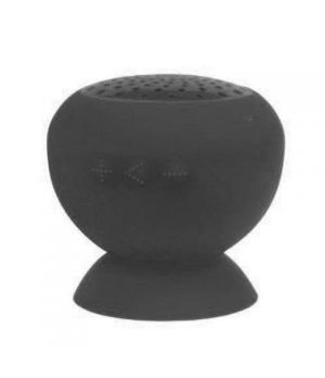 Water Resistant Bluetooth Speaker & Speakerphone-Black