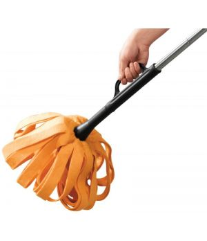 Amazing collapsible non-woven mop/ foldable mop