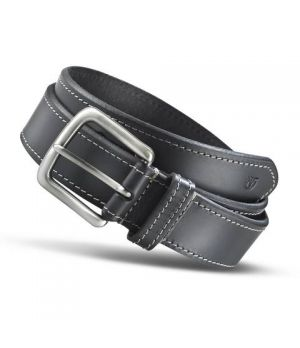 Ti belt leather brown TB162LM1BK