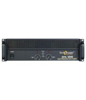 studiomaster-professional-amplifier-dpa-5000-series