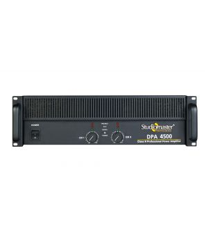 studiomaster-professional-amplifier-dpa-4500-series