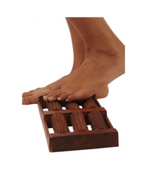 Pabble Craft Wooden Foot Massager