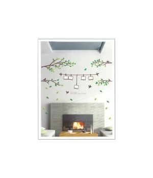 Home Décor Living Room Wall Decal-MEJ1005